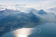 Am Vierwaldstättersee in der Zentralschweiz