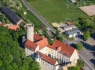 Die Burg Gnadenstein in Gnadenstein im Bundesland Sachsen