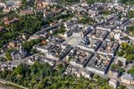 Markt des Oelsnitz Vogtland im Bundesland Sächsische Schweiz;