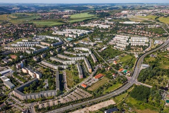 Gorbitz in Dresden im Bundesland Sachsen
