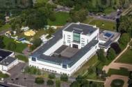 Hygienemuseum in Dresden im Bundesland Sachsen