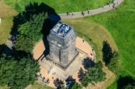 Bismarckturm in Dresden-Räcknitz im Bundesland Sachsen