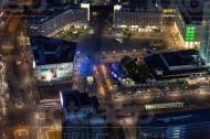 Alexanderplatz im Stadtteil Berlin Mitte.