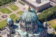 Berliner Dom im Bezirk Mitte.