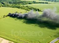 Brand bei MeiÃ?en im Bundesland Sachsen