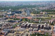 Elektrizitätswerke Bewag in Berlin.