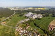 Gewerbegebiet Leppersdorf im Bundesland Sachsen