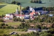 Besucherbergwerk im Norden Freibergs im Bundesland Sachsen