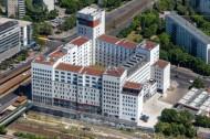 Andel's Hotel Berlin im Stadtteil Lichtenberg.
