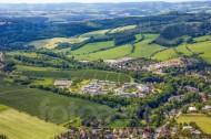 Kreischa mit Klinik Bavaria im Bundesland Sachsen