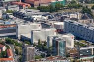 Pragerstraße in der Dresdner Altstadt im Bundesland Sachsen