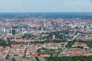 Blick auf Berlin Mitte mit Fernsehturm
