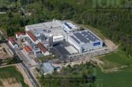 Heinrichsthaler Milchwerke bei Radeberg im Bundesland Sachsen