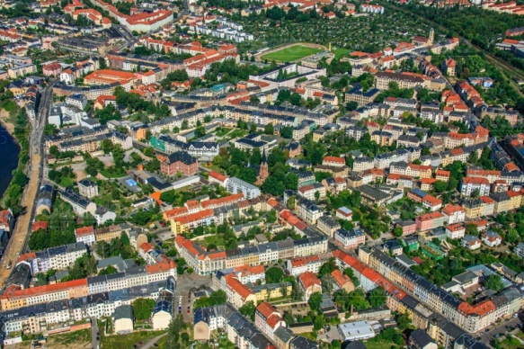 Mickten in Dresden im Bundesland Sachsen