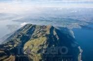 Rigi, Zugersee und der Vierwaldstättersee in der Zentralschweiz