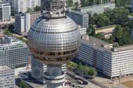 Aussichtspunkt des Berliner Fernsehturms.