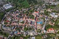Kreisstadt Radeberg im Bundesland Sachsen