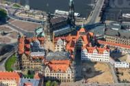Hofkirche in Dresden im Bundesland Sachsen