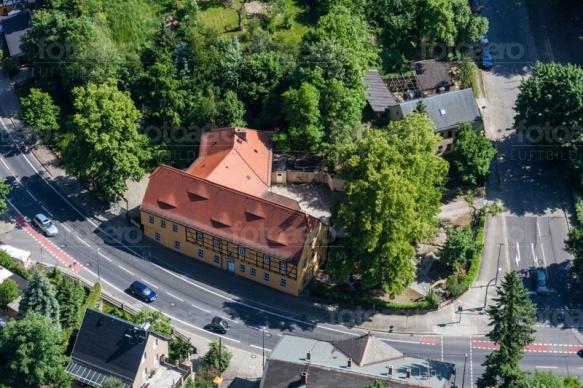 Historisches Gasthaus in Dresden im Bundesland Sachsen