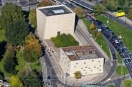 Neue Synagoge in Dresden im Bundesland Sachsen