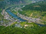 Cochem an der Mosel im Bundesland Rheinland-Pfalz