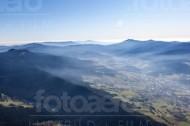 Großer Arber im Bayerischen Wald im Bundesland Bayern