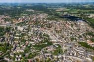 Plauen im Bundesland Sachsen
