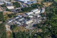 Industriegebiet Kuhheide I in Schwedt im Bundesland Brandenburg
