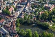 Pulsnitz die Pfefferkuchenstadt, im Bundesland Sachsen