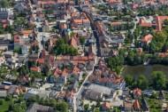 Pfefferkuchenstadt Pulsnitz im Bundesland Sachsen