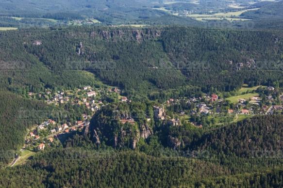 Kurort Oybin im Bundesland Sachsen