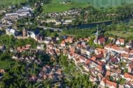 Burg Mildenstein in Leisnig im Bundesland Sachsen