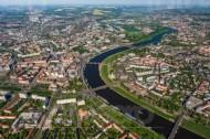 Elbtal der sächsischen Hauptstadt Dresden