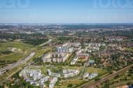 Schönefeld in der Hauptstadt Berlin