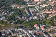 Reichenbach im Vogtland im Bundesland Sachsen