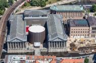 Pergamonmuseum auf der Museumsinsel in Berlin.