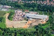 Ziegelwerk Freital bei Dresden im Bundesland Sachsen