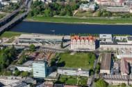 Das Hotel Maritim in Dresden bei Sachsen.