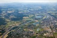 Heidenau bei Dresden im Bundesland Sachsen