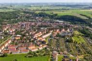 Die Stadt Roßwein im Bundesland Sachsen.