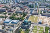 Spree in Berlin Mitte.