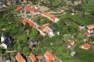 Schloss Maxen südlich von Dresden im Bundesland Dresden