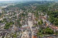 Die Stadt Hohenstein-Ernstthal im Bundesland Sachsen