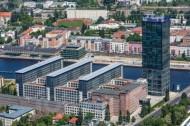 Die Treptower Allianz in der Hauptstadt Berlin.
