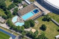 Olympia-Schwimmstadion in Berlin.
