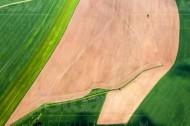 Feld- und Wiesenlandschaft