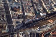 Frankfurter Allee in der Hauptstadt Berlin