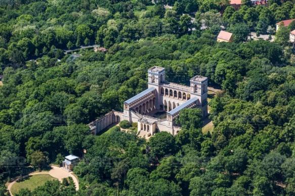Belvedere auf dem Pfingstberg in Potsdam bei Berlin.