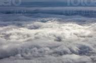 Dichte Wolkendecke