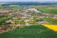 Die Stadt Malchin im Bundesland Mecklenburg-Vorpommern